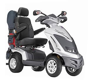 Rewelacyjny IKA-R | Wózki elektryczne, skutery inwalidzkie TH16
